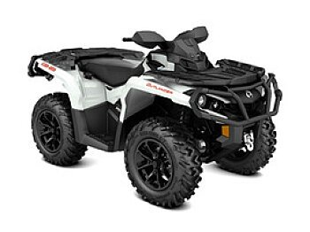 2017 Can-Am Outlander 650 XT for sale 200432891